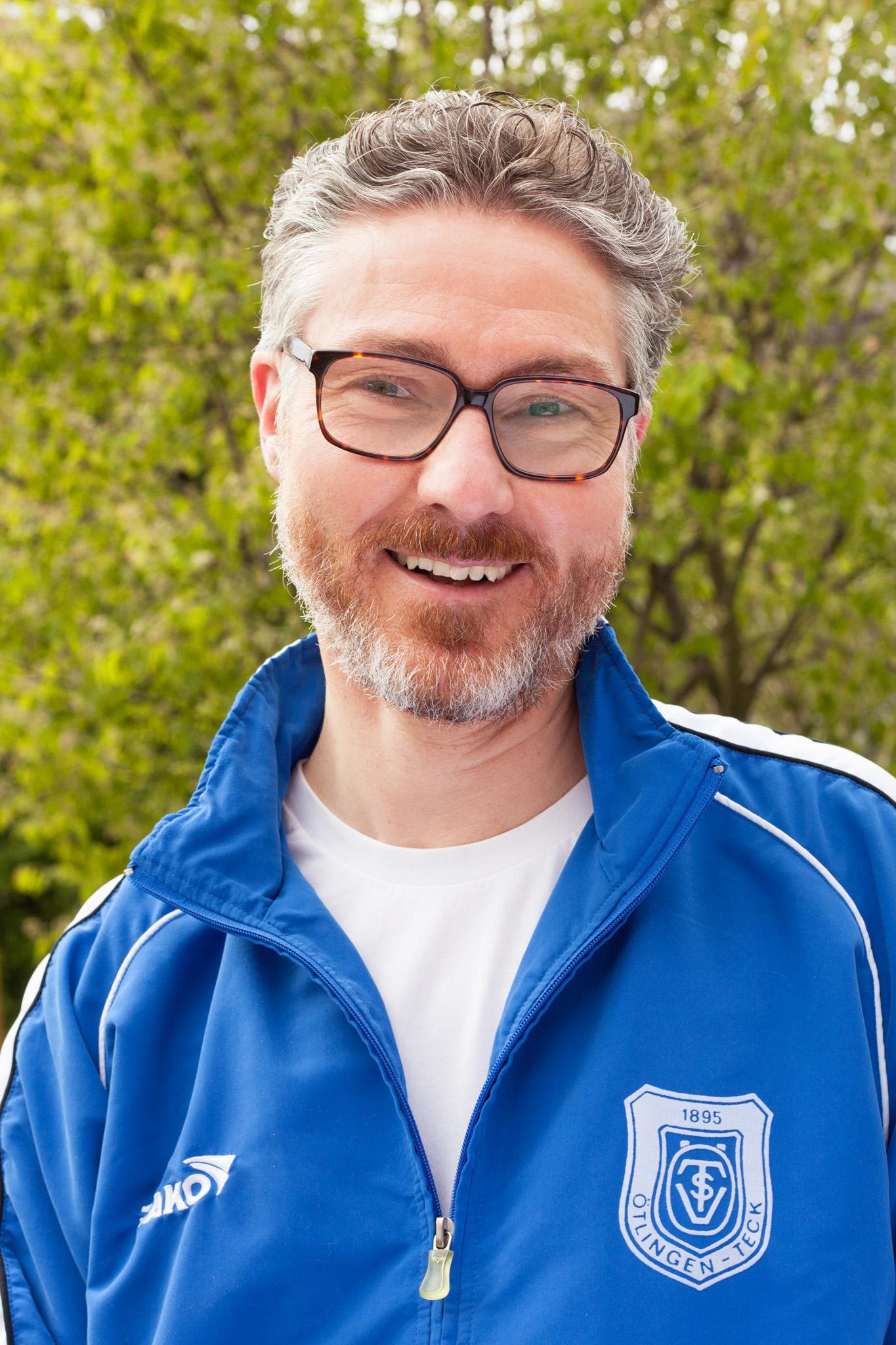 Roland Süss : Abteilungsleiter