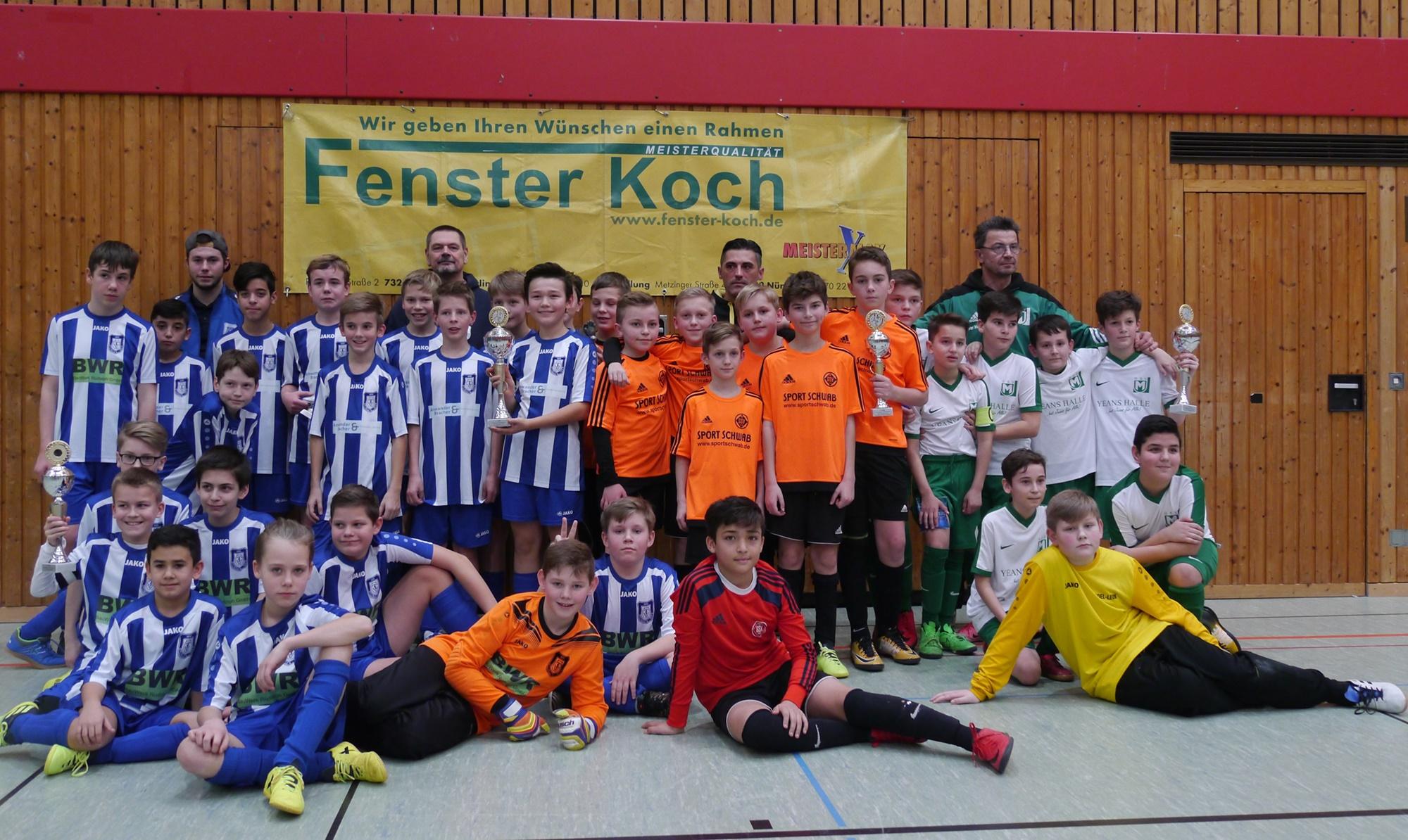 Fenster Koch fenster koch futsal hallen cup 2018 fuß