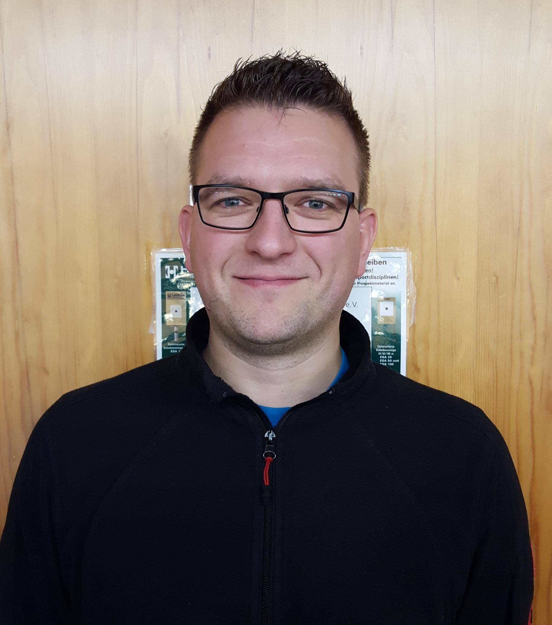 Alexander Klamt : Sportleiter