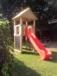 Unser neuer Kinderspielturm