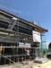 Bau- und Renovierungsarbeiten am Vereinsheim gehen dem Ende zu